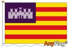 - BALEARIC ISLANDS ANYFLAG RANGE - VARIOUS SIZES